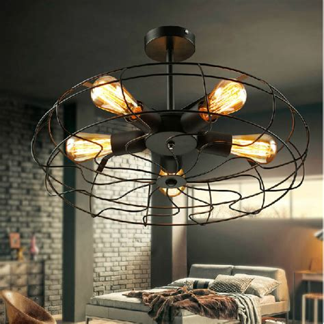 black wrought iron ceiling fan black white wrought iron cage ceiling lights creative