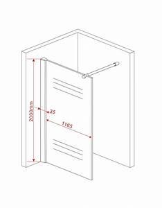 200 Mm En Cm : 8 mm duschwand stretto cover 120 x 200 cm glasdeals ~ Dailycaller-alerts.com Idées de Décoration