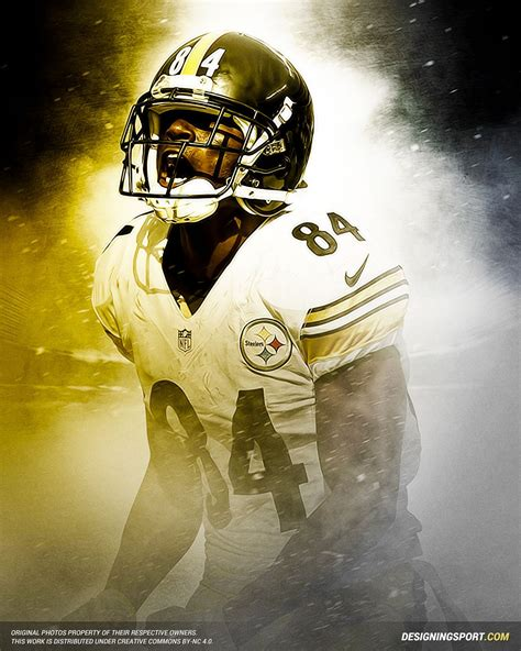 Antonio Brown, Pittsburgh Steelers (With images ...