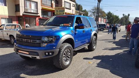 ford bronco spotted  mexico autos