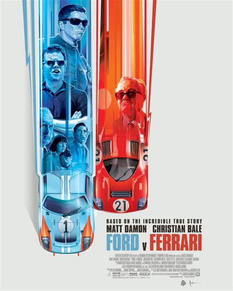 Watch ford v ferrari online streaming hd quality. Pin by Luminetik on Movie posters in 2020 | Ferrari poster, Ferrari, Ford