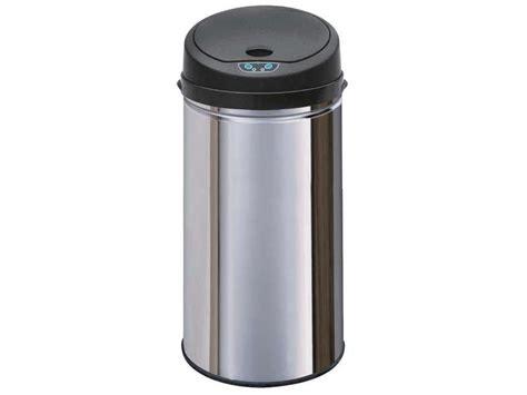 poubelle cuisine conforama poubelle 42 l rejyna 42l chez conforama