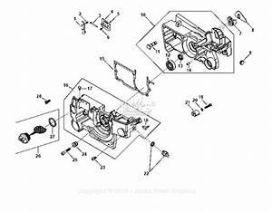 Shindaiwa 488 Parts Diagram For Crankcase