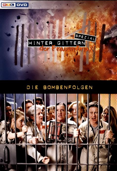 Hinter Gittern Spezial  Die Bombenfolgen Dvd Oder Blu