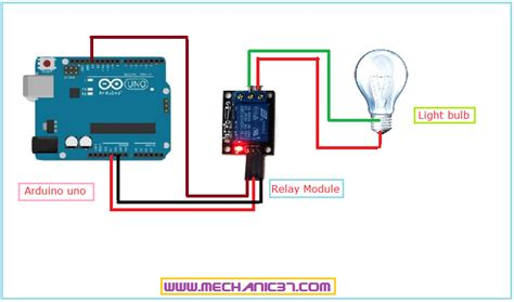 Android Proximity Sensor Arduino Controlled Lamp Hindi