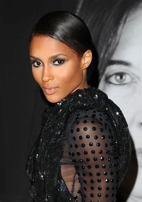 ciara celebrity black hair styles pictures stylebistro