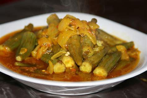potasse cuisine africaine recette salade d entrée de gombos mlokhia recettes maroc