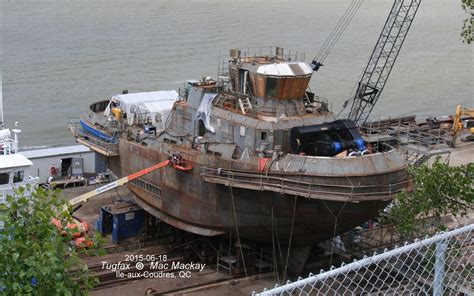 tugfax ocean taiga takes shape
