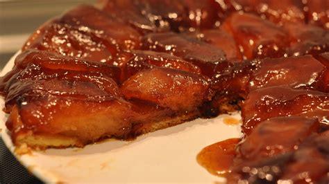 avocat cuisine recette recette de la tarte tatin aux pommes caramélisées