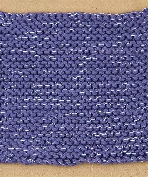 garter stitch how to knit garter stitch in the round tricksy knitter by megan goodacre