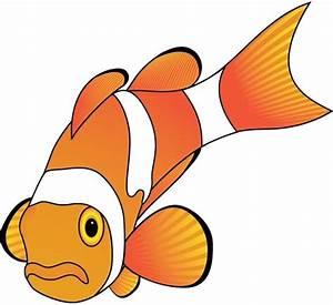 Fish cartoon clip art vector Free vector in Encapsulated ...