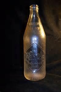 Old Glass Coca-Cola Bottles