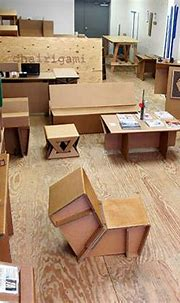 Could This Cardboard Furniture Replace Your Ikea Chairs ...