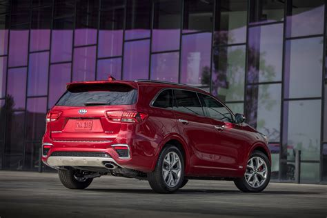Kia 2019 : 2019 Kia Sorento Refreshed And Ready For Los Angeles Auto Show