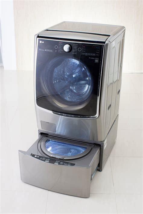 with wash lg turns heads with bold washer design