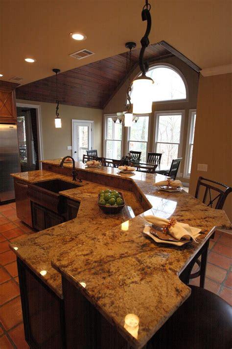 granite kitchen island with seating kitchen islands with seating large island with seating