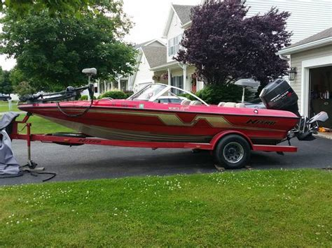 Boats For Sale Henrietta Ny by 1995 Nitro Bass Boat For Sale