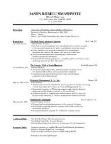 resume form word 2007 resume sle resume templates word free sle