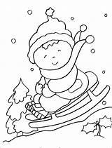 Winter Coloring Printable Pages Preschool Preschoolers Kindergarten Season Coloriage Worksheets Crafts Colouring Saison Toddler Preschoolactivities Fun Saisons Buzz2000 Clothing Sheets sketch template