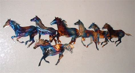 Modern art oil colourful horse painting canvas print wall art picture home decor. Metal Cutting Gallery | CNC Plasma Cutting Products