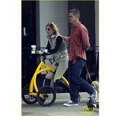 Selma Blair Uses Walking Bike For Outing With Boyfriend