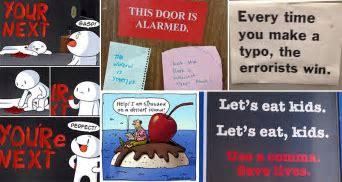 14 Hilarious Jokes For Grammar Nerds