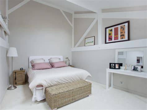 chambre a la mode chambre blanc à la mode