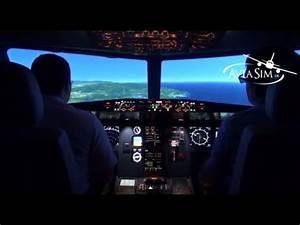 Simulateur De Vol Lille : aviasim lille id e cadeau original simulateur d 39 avion de ligne youtube ~ Medecine-chirurgie-esthetiques.com Avis de Voitures