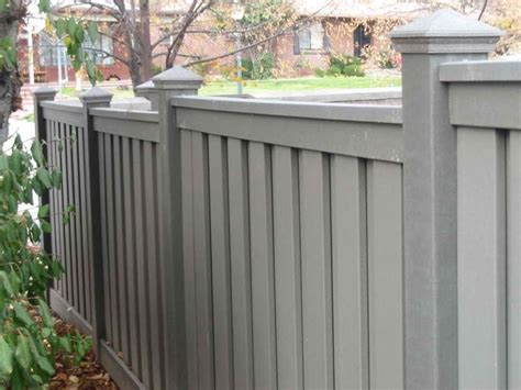 grey stained fences google search backyard fences diy privacy fence modern fence
