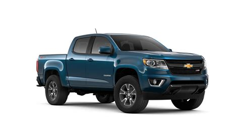 2019 Chevy Colorado Exterior Colors  Gm Authority