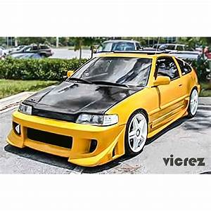 Vicrez Honda Crx 1988