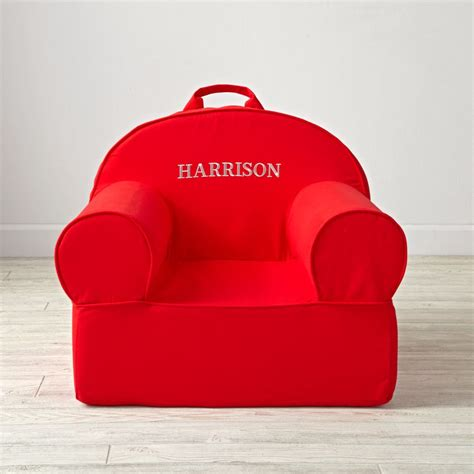 personalized chairs bean bags the land of nod