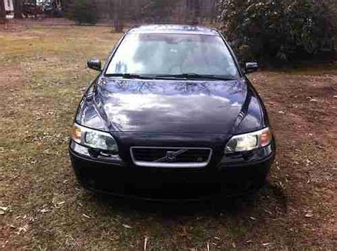 manual cars for sale 2004 volvo s60 electronic throttle control purchase used 2004 volvo s60r 6speed manual awd turbo fast safe luxurious in granby connecticut