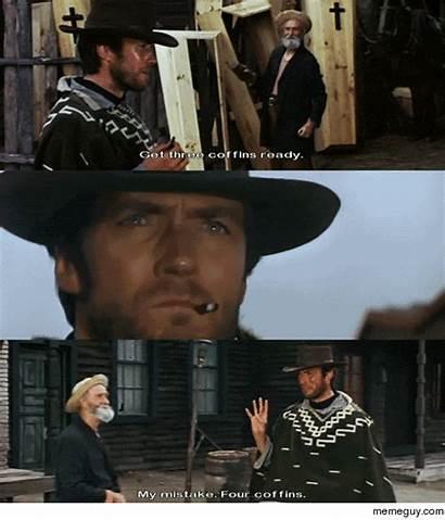 Eastwood Clint Dollars Fistfull Tag