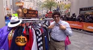 Matt Lauer Halloween Snl gma triumphs in halloween morning show costume war prince