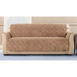 sofa covers sure fit quilted corduroy sofa pet cover 292846 furniture covers at sportsman 39 s guide