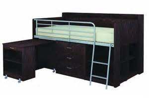 Desks With Storage For Adults by Low Loft Beds And Bunk Beds For Toddlers