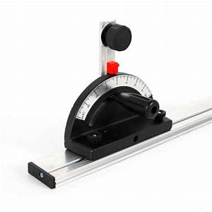 Panel Table Saw Router Special Angle Miter Gauge Guide