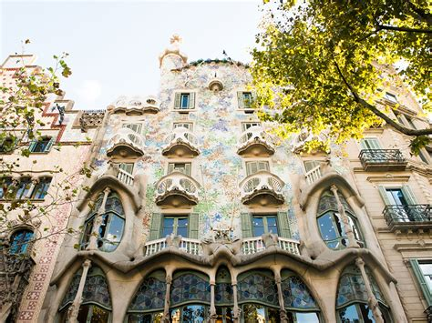 Best Places In Barcelona To Visit by 9 Best Places To Visit In Barcelona Photos Cond 233 Nast