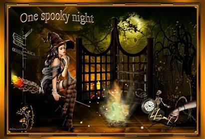 Moibernie Halloween Spooky Night Merci Versions Vos