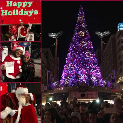 gallery tree lighting ceremony at national