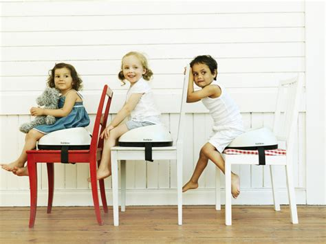 baby bjorn booster chair seating to give them a boost