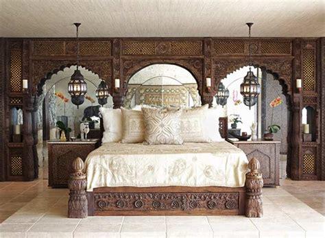 chambre style marocain décoration de tête de lit style orientale déco salon
