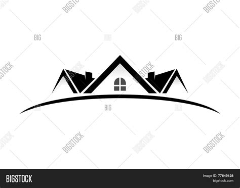 real eatate home vector photo  trial bigstock