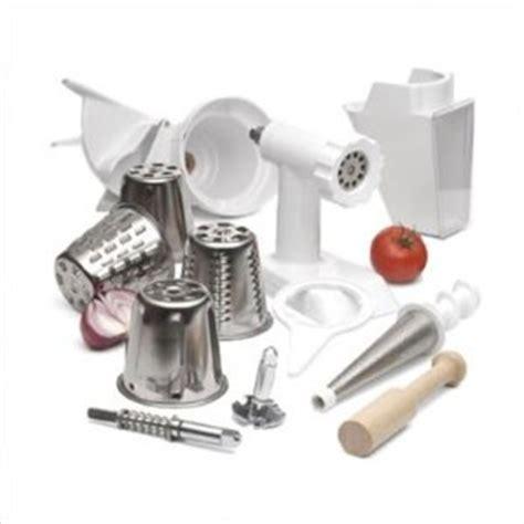 Kitchenaid Mixer Attachment Pack by Kitchenaid Fppa Mixer Attachment Pack For Stand Mixers
