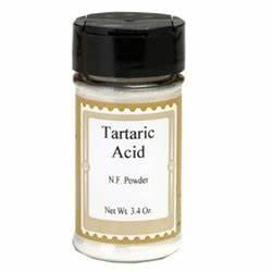 Tartaric Acid Powder | LorAnn Oils 6150