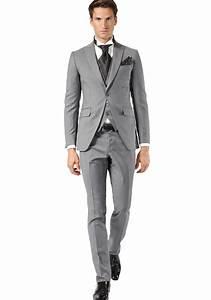 Costume Pour Homme Mariage : costume 3 pi ces gris clair jean de sey costumes de mariage pour homme et accessoires ~ Melissatoandfro.com Idées de Décoration
