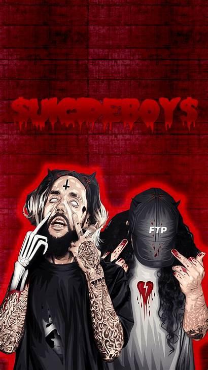Wallpapers Suicideboys Album Phone Uicideboy