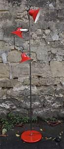 Lampadaire 3 Spots : lampadaires vintage ann es 50 60 et 70 lampadaire lampe scandinave industriel loft usines ~ Teatrodelosmanantiales.com Idées de Décoration