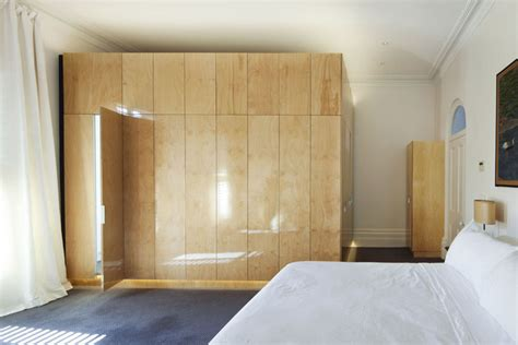 Great interior design for plywood lovers